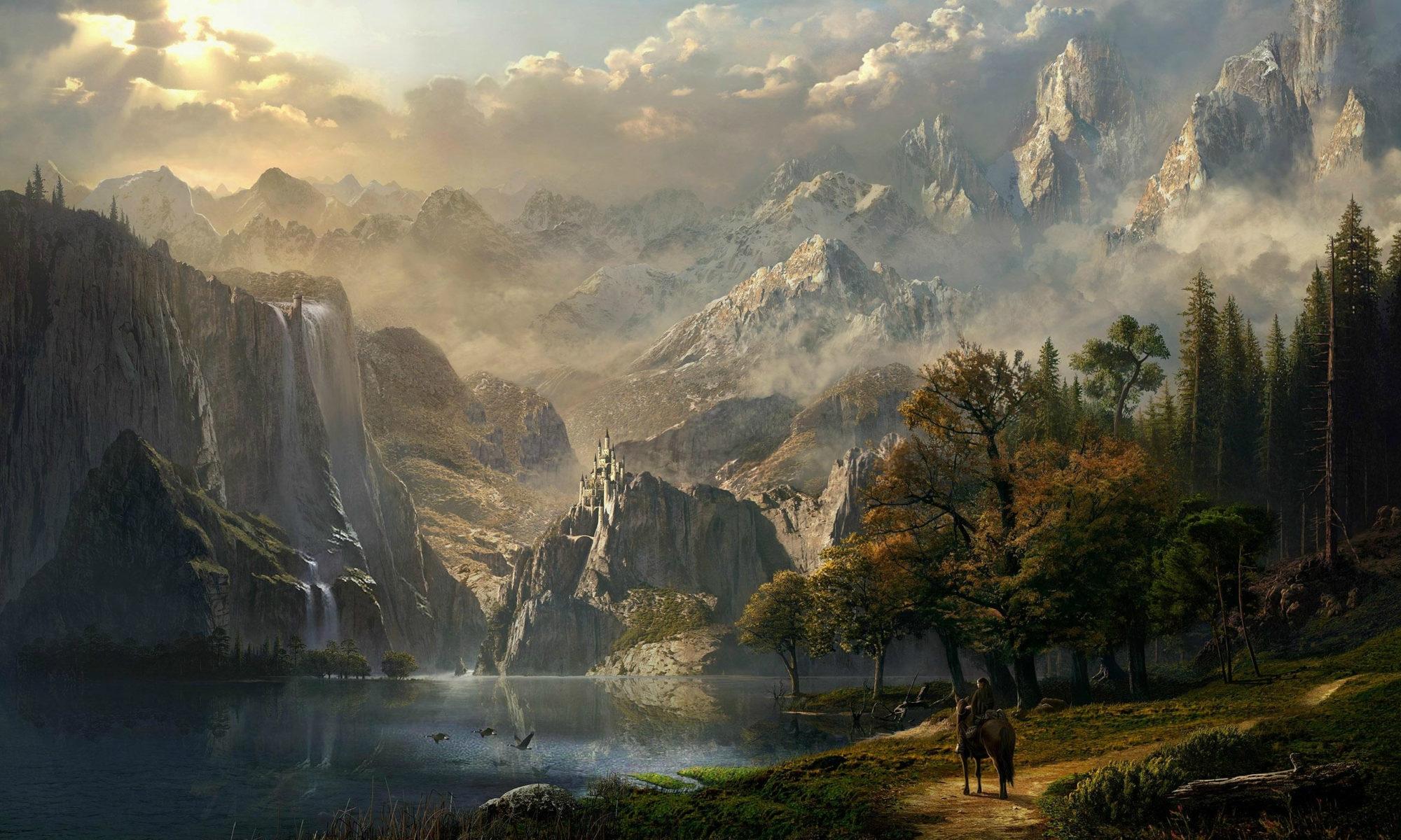 The ORPHANS of ELWYNOR